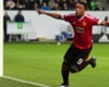 Martial Man Utd's fastest player in 15-16