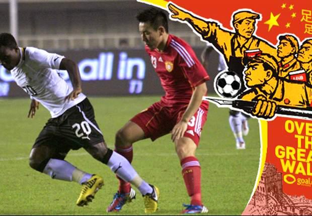 ANALISIS Liga Cina: Hubungan Erat Sepakbola Cina & Afrika