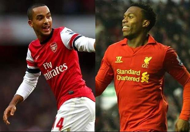 Walcott and Sturridge share a very 'central' desire