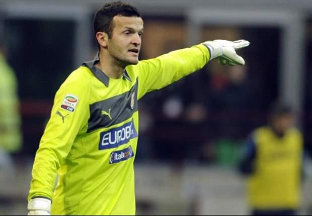 Samir Ujkani Gabung Chievo Verona