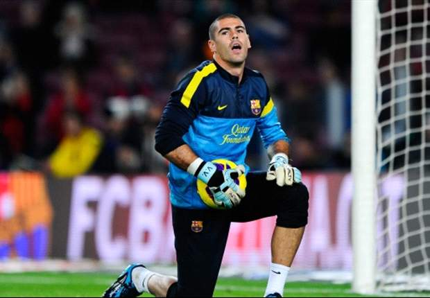 Valdes is priceless for Barcelona, says Zubizarreta