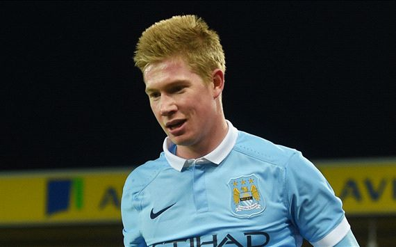 Injured De Bruyne vowed to make cup final