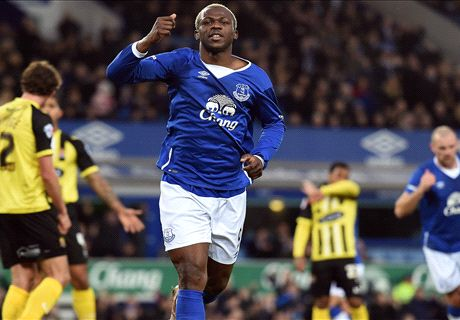 REPORT: Everton 2-0 Dagenham