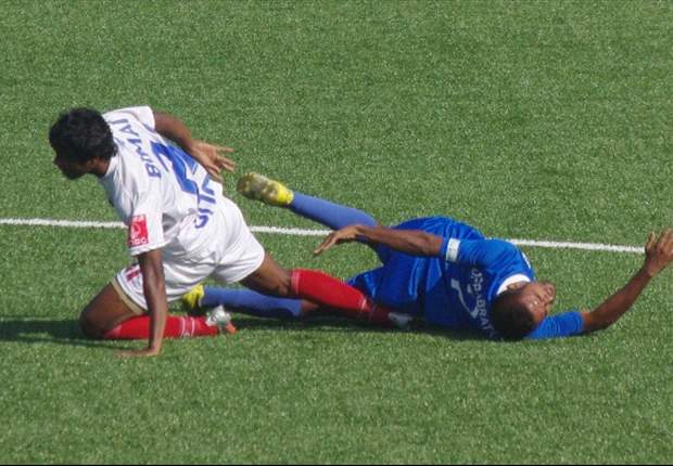 Dempo SC defender Debabrata Roy could be sidelined for a month