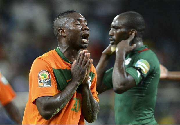 Zambia 0-0 Burkina Faso: Champion Chipolopolo vanquished after draw