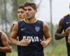 Erbes volvió al país y seguirá su recuperación en Boca