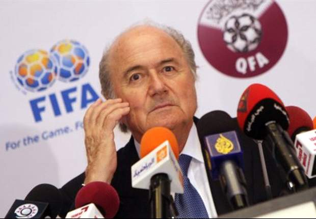 Blatter sends condolences after Syria youth international is killed
