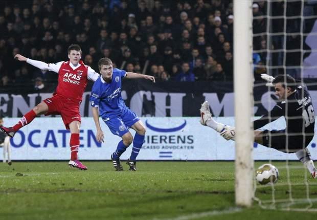 Piala Belanda: Gasak Sembilan Pemain Den Bosch, AZ Alkmaar Ke Semi-Final