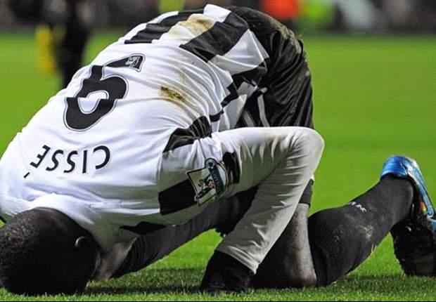 Newcastle can still beat Metalist, warns Cisse