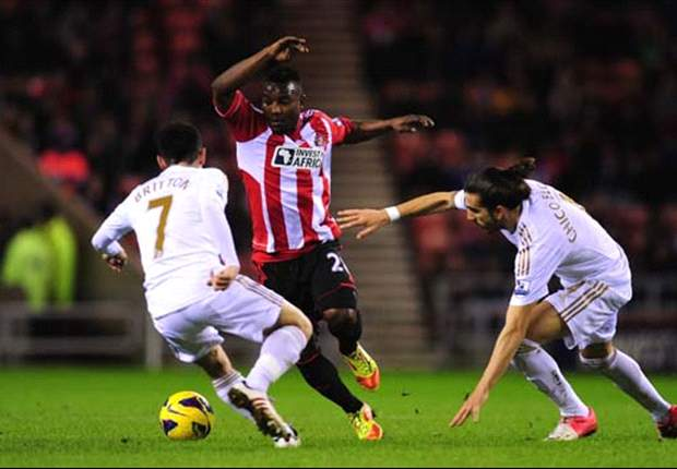 Sunderland 0-0 Swansea City: Visitors maintain unbeaten run