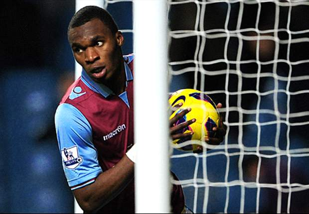 Aston Villa not in contract talks with Benteke yet, says Lambert
