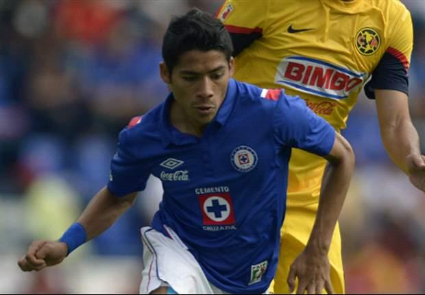 Javier Aquino no quiere entrar en polémicas con el Director Deportivo de Cruz Azul