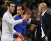 Bale work rate has Zidane beaming