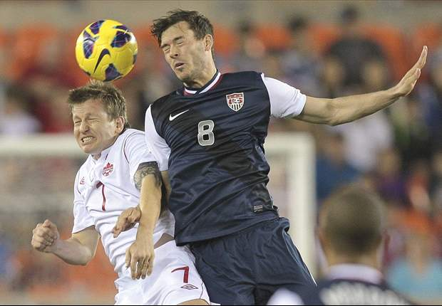 Brad Evans added to USA training camp