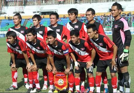 Laos Dan Myanmar Lolos Ke Piala AFF 2014!