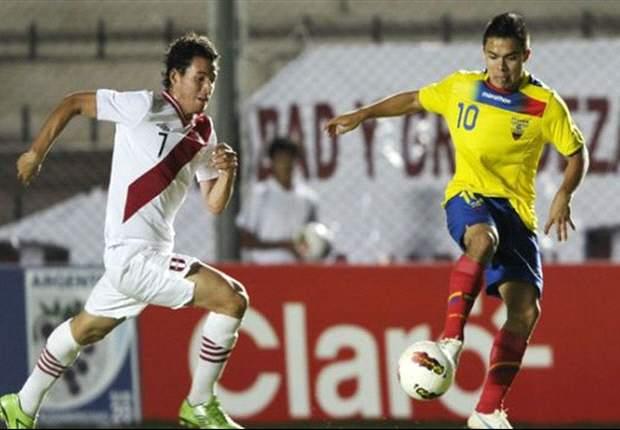 Perú se la juega ante Ecuador