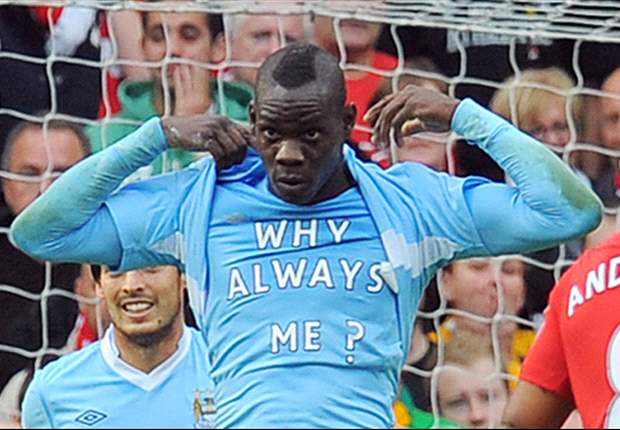 'I never burned my house down' - Balotelli slams 'invented stories'