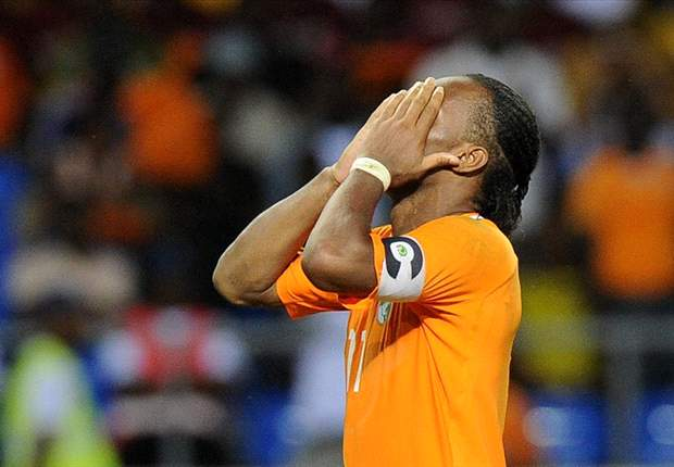 Drogba axed from Cote d'Ivoire's 2014 World Cup qualifier against Gambia