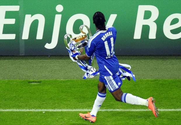 Drogba: I have a special relationship with the Champions League
