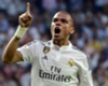 Pepe makes 300th Madrid appearance