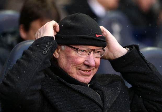 "Ferguson: ""Veld was onbespeelbaar"""