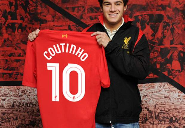 Liverpool new-boy Coutinho is a 'proper Brazilian', says Lucas