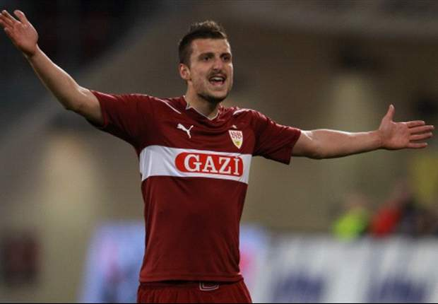 Kuzmanovic leaves Stuttgart for Inter