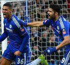 Chelsea 2-0 Scunthorpe: Costa strikes