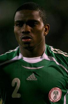 Joseph Yobo - Nigeria