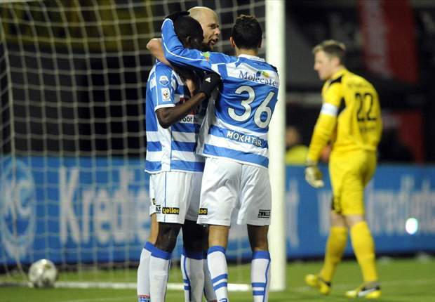 Bekuk Heracles Almelo, PEC Zwolle Ke Semi-Final