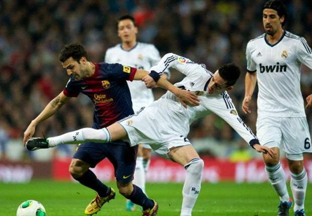 Fabregas: Real Madrid is very dangerous