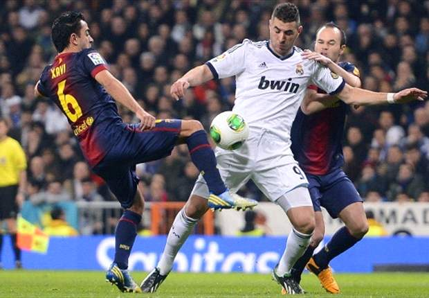 Copa Del Rey Preview: Barcelona-Real Madrid