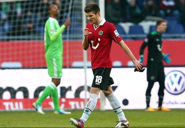 Stand zuletzt nicht im Kader von Hannover 96: Sebastien Pocognoli