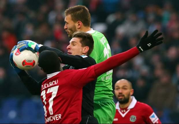 Hannover-Schlussmann Ron-Robert Zieler: Möchte um Titel spielen