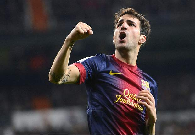 Fabregas hoping for 'historic' Clasico Champions League final