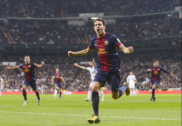 Real Madrid 1-1 Barcelona: Cesc & Varane share strikes in absorbing contest