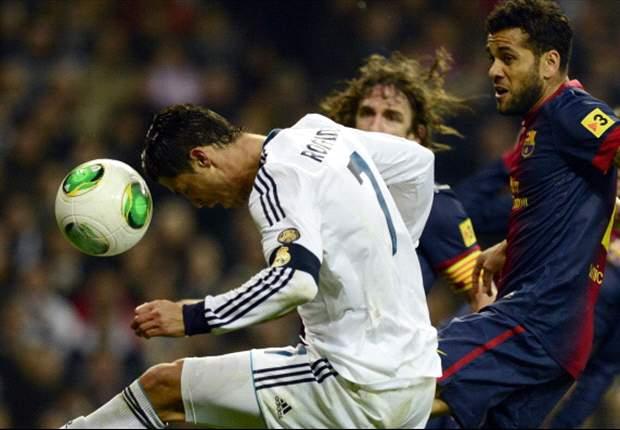 Für den Copa-Clasico: Real Madrid und der FC Barcelona schonten ihre Stars in der Liga