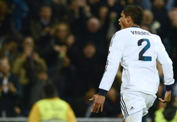 Raphael Varane announces himself with a classic clasico debut