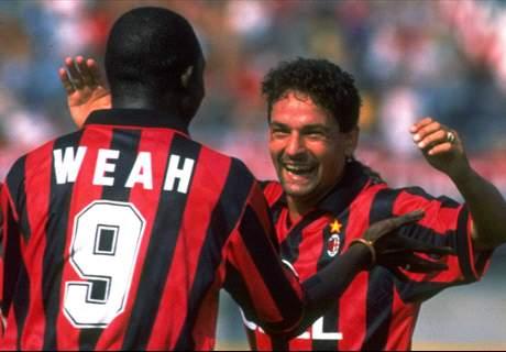 Les plus grands joueurs de l'ère Berlusconi à Milan