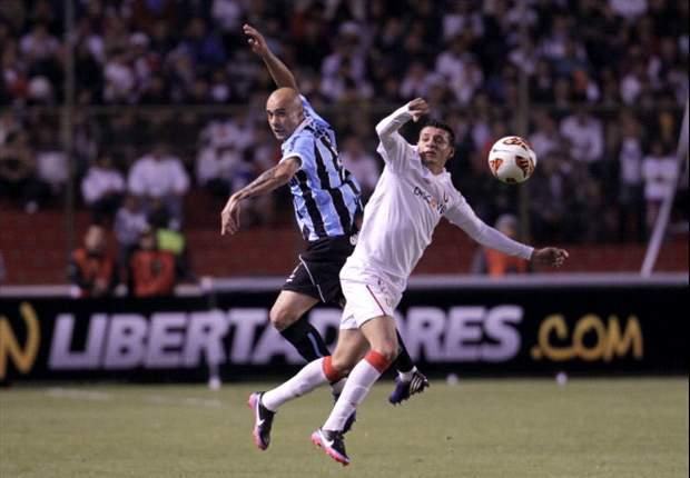 Grêmio 1 x 0 LDU: Tricolor vence no tempo normal e Grohe garante vitória nos pênaltis