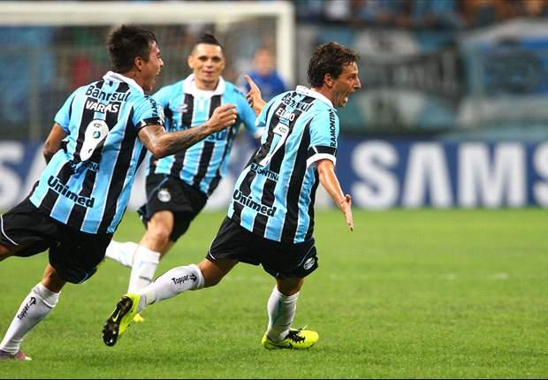 Copa Libertadores: Gremio pasa a la siguiente ronda al vencer a LDU