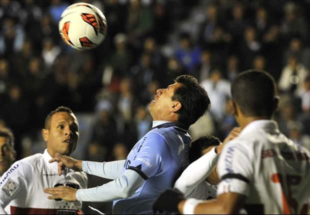 Bolívar 4 x 3 São Paulo: Em ritmo de treino, São Paulo faz três, leva quatro e se classifica