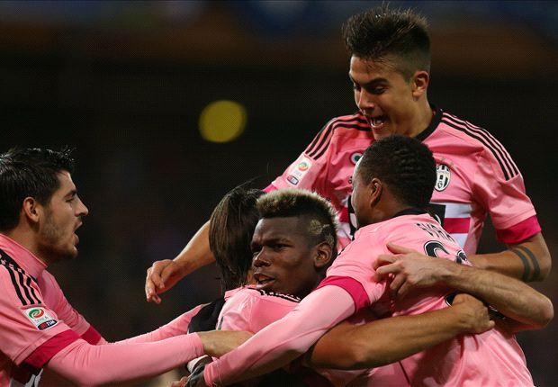 Video: Sampdoria vs Juventus