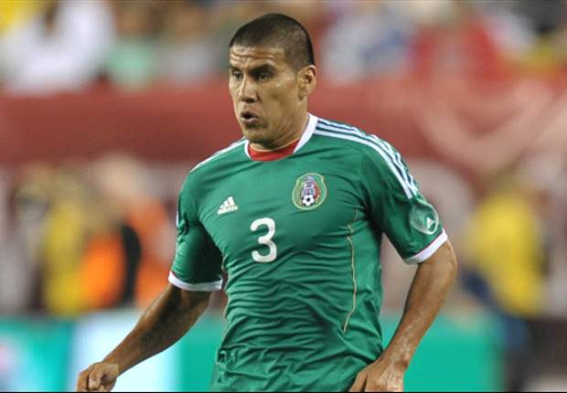 Salcido saddened by Mexico's fans