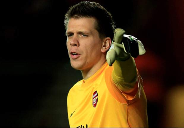 Szczesny: First-leg lead could be vital for Arsenal
