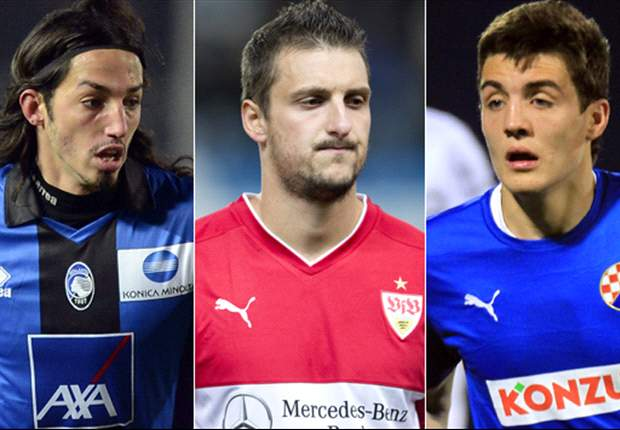 Inter apresenta três reforços: Kuzmanovic, Schelotto e Kovacic