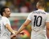 Valbuena happy to play with Benzema