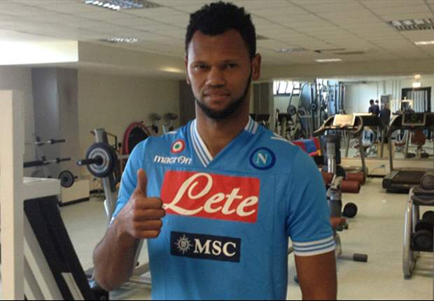 Official: Napoli take defender Rolando on loan from Porto