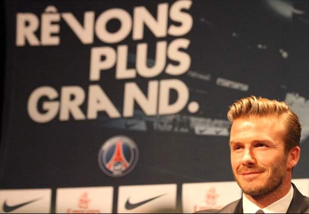 Ligue 1, PSG - Beckham, mais pourquoi faire ?