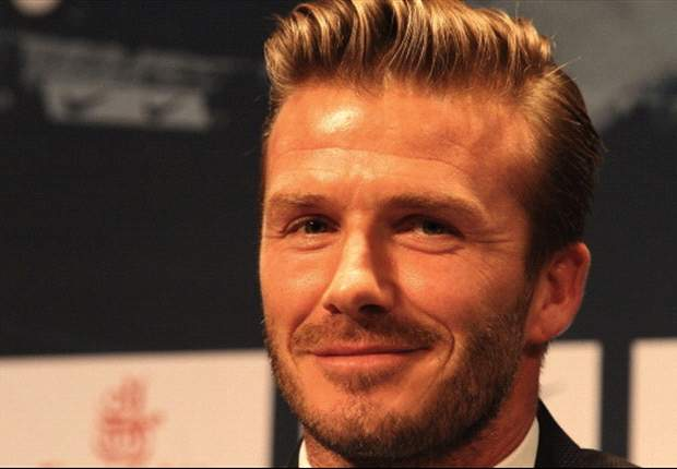 """Wenger: """"Beckham naar PSG dankzij Arsenal"""""""